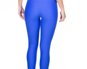 Legging  Fit - Azul - M